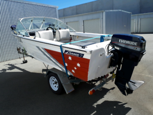 4.5m runabout