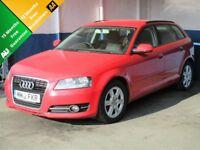 Audi A3 2.0 TDI SE SPORTBACK (red) 2012