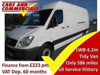 2013 MERCEDES BENZ SPRINTER LWB 313 High Roof