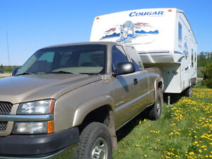 Cougar Fifth Wheel Package