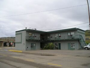 Bachelor apartment in Peace River