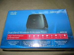 Linksys dual band wireless-N Access Point West Island Greater Montréal image 1