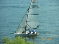 Mackay 49er - Very Fast Olympic Class Sailboat