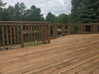 Deck in a Day!
