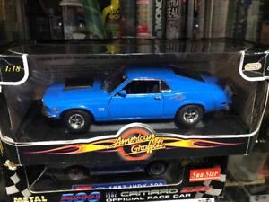 Ford Mustang boss 429 1970 diecast 1/18 die cast