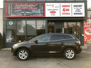 Mazda CX-7 GT-AWD-CUIR-MAGS-TOIT-JAMAIS ACCIDENTER 2010