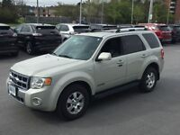 2008 Ford Escape Limited, 4WD, Leather, Sunroof Markham / York Region Toronto (GTA) Preview