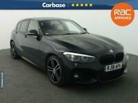 2018 BMW 1 Series 118i [1.5] M Sport Shadow Ed 5dr Step Auto HATCHBACK Petrol Au