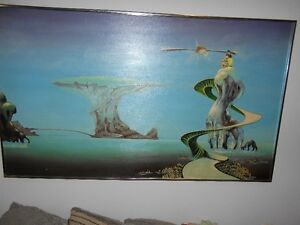Yes Album Oil Painting