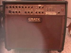 Crate Acoustic Telluride Amp