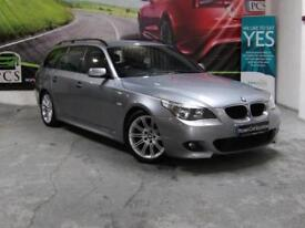2007 BMW 5 SERIES 520D M SPORT TOURING ESTATE DIESEL
