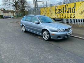 image for JAGUAR X-TYPE diesel estate 1yrMOT fsh 3mth WARRANTY+AA cover