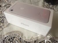 Iphon 7 silver brand new newer open wery nice iphon 128