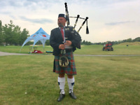 Bagpiper For Hire - Bagpipes