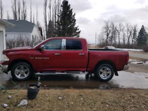 2012 Dodge Ram 1500 crew cab Big Horn