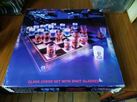 Next drinking chess game