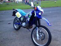 Yamaha Dt 125 2001