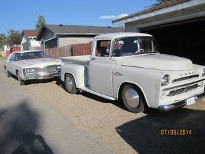 1957 FARGO (Dodge) shortbox 1/2 ton