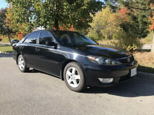 Extra Clean 2006 Camry only 229k 4 cylinder Safety certified