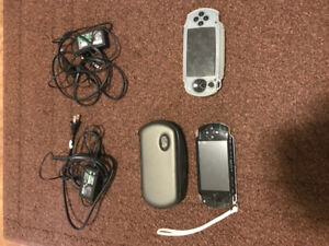 PSP gaming systems