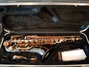 Black Nickel Tenor saxophone