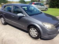 Vauxhall Astra life twin port 2006 Only 77k Full years mot