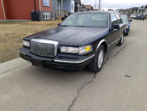 1997 Lincoln Town Car Signature Series