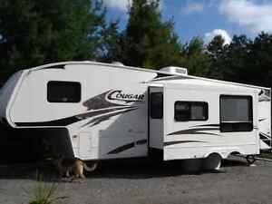 Cougar bunkhouse 5th wheel