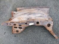 Mk4/5 Ford Cortina NOS Inner Wing