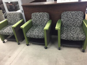 3 pcs very stylish arm chair from tekneion for $499.99 each