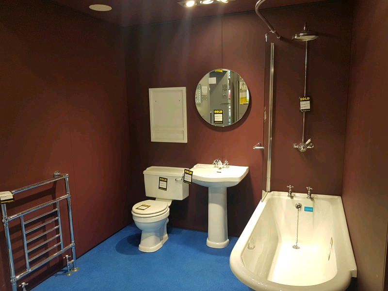 Ex display bathroom suite | in Lancaster, Lancashire | Gumtree