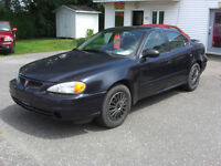 2004 Pontiac Grand Am (air climatise)