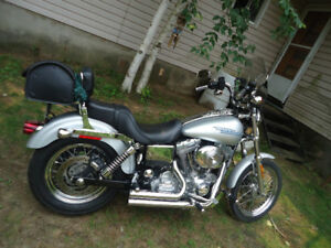Harley Davidson Super Glide, Screaming Eagle Package