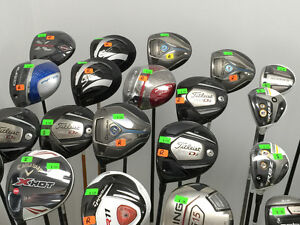 Lefty Corner over 200 Golf Clubs  AVAILABLE TODAY