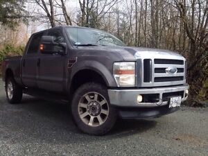 2008 Ford F-350 superduty Powerstroke Diesel 4x4