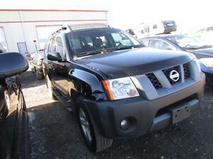 2007 Nissan Xterra S SUV, Crossover (Stock # A2)