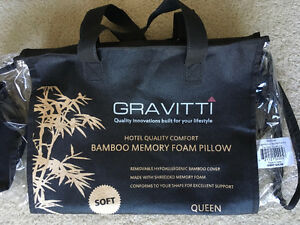 2 Bamboo Pillows