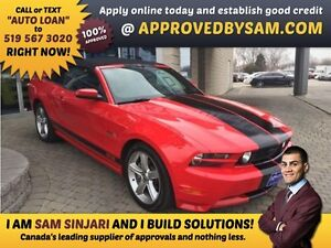 GT STANG - HIGH RISK LOANS - LESS QUESTIONS - APPROVEDBYSAM.COM Windsor Region Ontario image 3