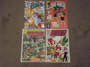 Marvel - She-Hulk, Silver Surfer, Super-Villain Team-Up, etc. Oakville / Halton Region Toronto (GTA) image 1