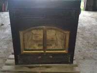 zero clearance BIS Wood fireplace insert