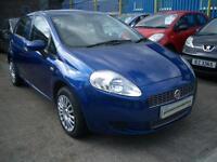 2009 Fiat Grande Punto 1.4 Active 5dr