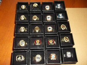 nhl stanle cup rings Cambridge Kitchener Area image 4