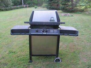 Black/Sliver BBQ