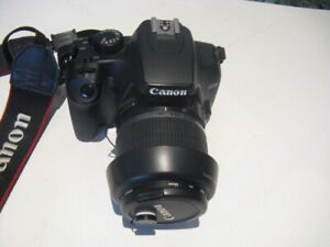CANON XS with 2 LENSES