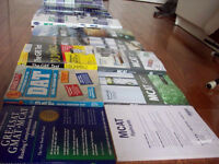 MCAT : Full Set including Unopened Flashcards, Lesson Books, Rev