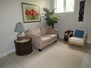 Clean, Beautiful and quiet 2 bedroom apartment for rent. $1100