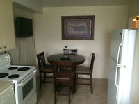 LACHINE WATERFRONT 4 1/2 LARGE KITCHEN HARDWOOD APPLIANCES