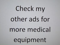 MEDICAL EQUIPMENT WITH DELIVERY AND INSTALLATION