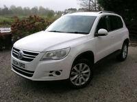 Volkswagen Tiguan 2.0TDI ( 140ps ) 4Motion 2011MY Match