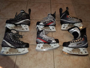 Bauer Vapor Kids Hockey Skates - various sizes